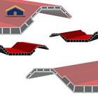 Pabrik  Atap Pvc ASA Lafla Genteng 1