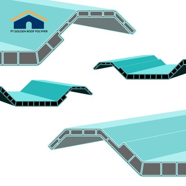 Pabrik Atap Pvc Lafla Genteng