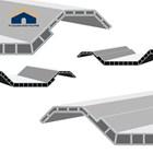 Pabrik Atap Pvc Putih Lafla Genteng  1