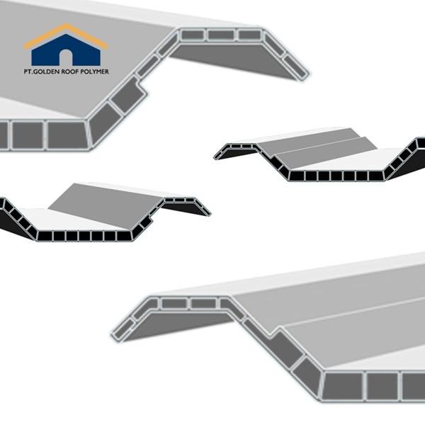 Pabrik Atap Pvc Putih Lafla Genteng
