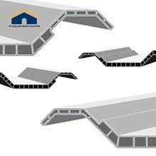 Pabrik Atap Transparan Lafla Genteng