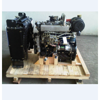 Genset Open (engine only 4JB1T) 1