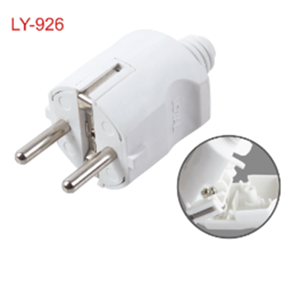 Steker Arde Straight LY-926