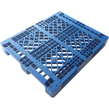 Bluee Color Plastic pallet