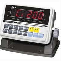 Indikator Timbangan CAS Ci 200