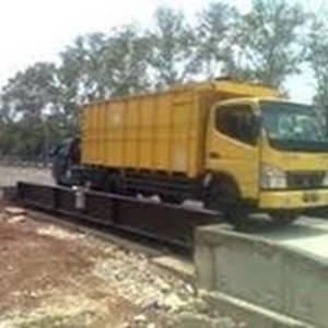 Timbangan truckscale / Jembatan Timbang