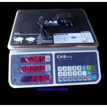 Digital Scales CAS JP-2