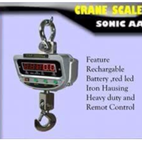 Crane Scale New Sonic AA-E