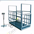 Animal Scale With Cage (Normal Door) ANC-GBSS Series 1
