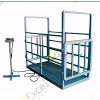 Animal Scale With Cage (Normal Door) ANC-GBSS Seri