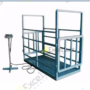 Animal Scale With Cage (Normal Door) ANC-GBSS Series