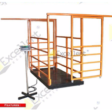 Animal Scale With Cage (Sliding Door) ANC SD - GBS