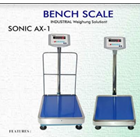 Bench Scale Sonic AX-1 1