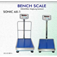 Bench Scale Sonic AX-1