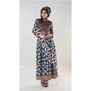 Busana Batik Muslim Berkualitas 1628