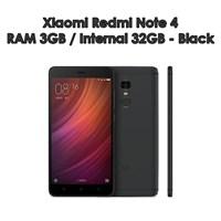Jual XIAOMI  REDMI NOTE 4  3GB 32GB 2