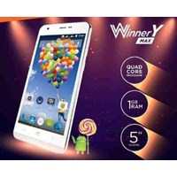 EVERCOSS ANDROID A75 WINNER Y MAX 1
