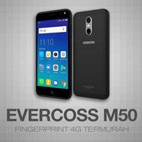 Jual EVERCOSS ANDROID M50