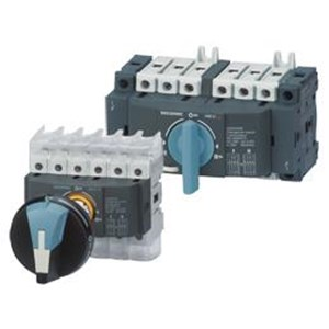 Saklar Load break switches SIRCO M and MV Socomac