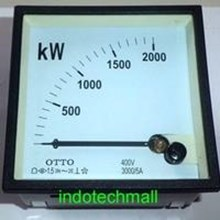 Watt Meter merk DV