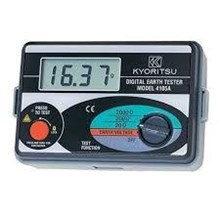 Clamp Meter Digital Earth Tester KEW 4105 A KYORITSU