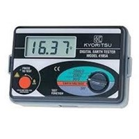 Digital Earth Tester Kyoritsu KEW 4105
