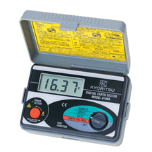 Digital Earth Tester Kyoritsu 4105A