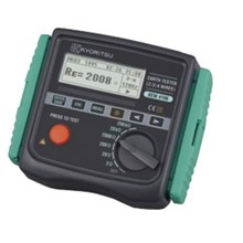 Digital Earth Tester Kyoritsu 4106