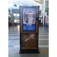 LED Display Screen Totem 1