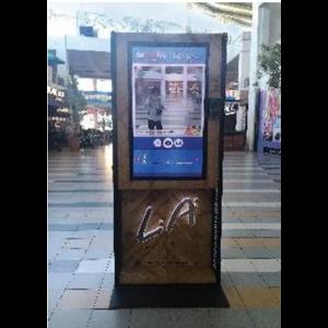 LED Display Screen Totem
