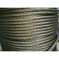 Kawat Seling Wire Rope Galvanized