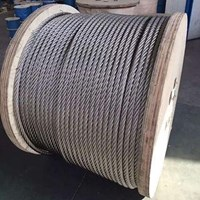 Distributor Kawat Seling Wire Rope Galvanized  3