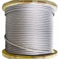 Kawat Seling Wire Rope Galvanized  1