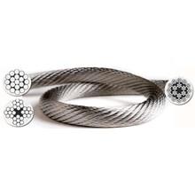 Kawat Seling Wire Rope Galvanized HC