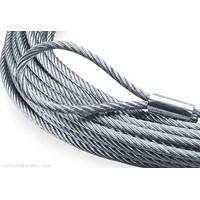 Kawat Seling Wire Rope Galvanized IWRC 1