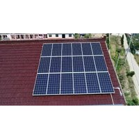 Solar Panel Shingle Roof Mounting ICA Solar