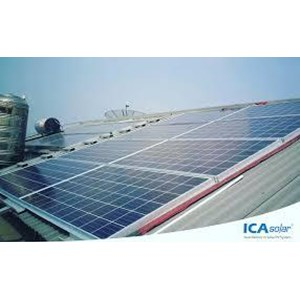 Solar Panel Metal Roof Mounting ICA Solar