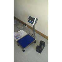 Dari Timbangan Duduk Digital Fix Scale Type Bench Scale SS 0