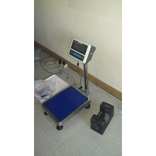 Timbangan Duduk Digital Fix Scale Type Bench Scale SS