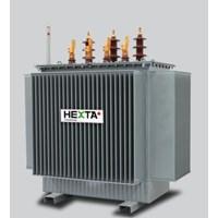 Trafo Distribusi Hexta Capacity 50 KVA