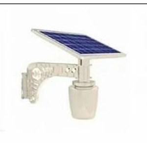Lampu Jalan PJU Solar Garden Apple Light Ex. My Solar