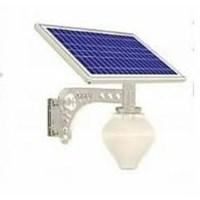 Lampu Jalan Pju Solar Garden Light Peach Light Ex My Solar 1