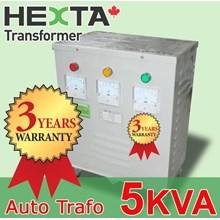 Hexta Trafo isolasi Step Up 5 KVA