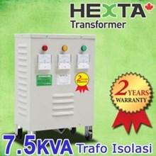 Hexta  Step Up Transformer 7.5 KVA