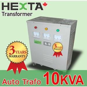 Dari Hexta Trafo Step Up Transformer 10 KVA 0