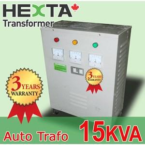 Dari Hexta Trafo Step Up 15 KVA  0
