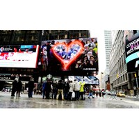 LED Display Screen LED Videotron Outdoor
