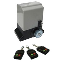BFT Automatic Sliding Gates Ares 1000 Lengkap