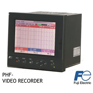 Fuji Electrical Industrial Recorders Type PHF