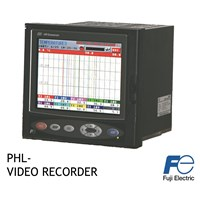 Fuji Electrical Industrial Recorders Type  PHL